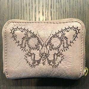 NWT Zadig Voltaire change purse/credit card wallet